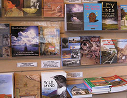 Books about the local area or by local authors